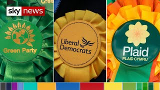 General election: Lib Dems, Plaid Cymru and the Green Party form election pact