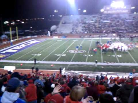Henry County Patriots Win 2011 TN 5A State Title