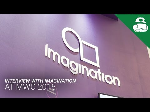 Thumbnail for Imagination at MWC 2015 [press coverage round-up]