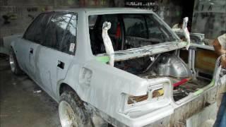 Honda Civic EF, Repair Keropos