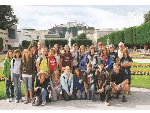 ACIS Travel Inspiration Slideshow Germany and Central Europe