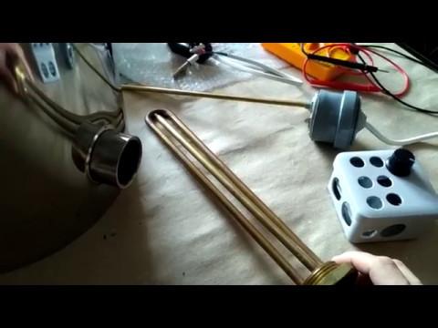 Тен от водонагревателя в самогонный аппарат нужен отстойник в самогонном аппарате