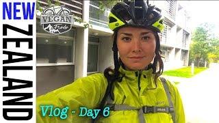 Day 6 Christchurch cycling South Island NZ VLOG - Part 1