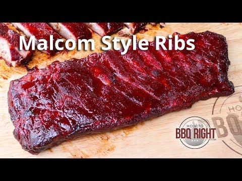 Malcom Style Ribs