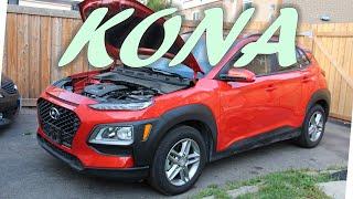 Hyundai Kona Mechanical Review