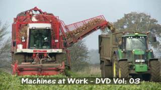 Tractors & Farm Machines at Work 3 - Preview