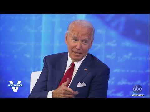 Takeaways From Dueling Trump, Biden Town Halls | The View