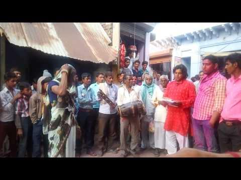 Weir bharatpur me holi ki dhamal