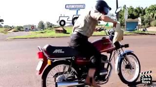 Zuera News - Viagem de moto. thumbnail
