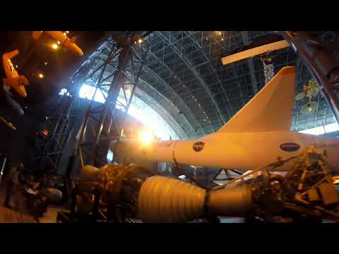 Steven F. Udvar-Hazy Center SMITHSONIAN AIR, AND SPACE, DULLAS!