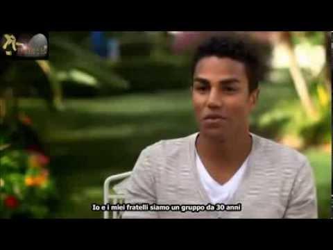 Michael Jackson's nephews open up - The Big Reunion 3T sub ita
