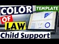 Color Of Law Template (Claim Your Rights In 2020)