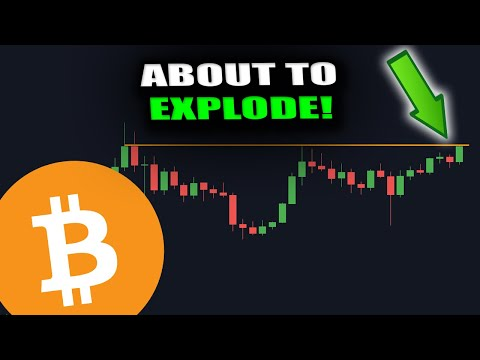 URGENT!!! – BITCOIN BREAKING OUT NOW! – MONTHLY ALL TIME HIGH CANDLE! | Bitcoin Price Target