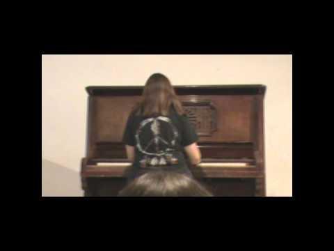 Disenchanted - My Chemical Romance - piano by Barton