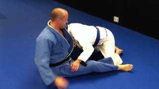 Closed G - Fan Sweep to Guillotine