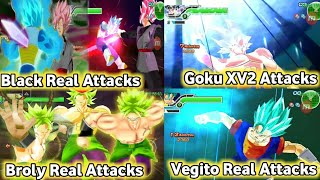 NEW DBZ TTT MOD BT3 ISO With Real Anime Attacks DOWNLOAD