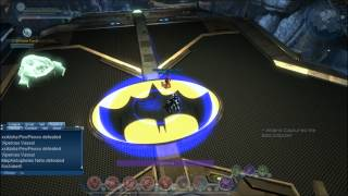 DCUO Rage Rage Vs Hard Light Fire lloctoberll viperous vassal