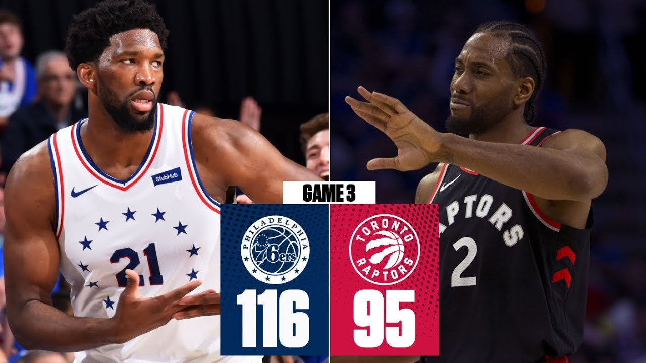 Sixers 116, Raptors 95: Joel Embiid takes off to dominate Game 3, provide series lead