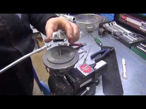 Ремонт турбины на Mazda CX 7 2 3 Turbo . Ремонт турбины на Mazda CX в СПБ.