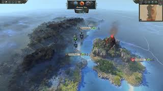 Zagrajmy w Total War: Warhammer 2 (Zakon Mistrzów Magii) part 2
