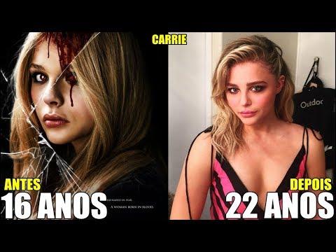 Carrie - A Estranha | Antes e Depois (2013) 2020