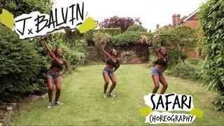 J Balvin ft. Pharrell Williams, BIA & Sky - Safari |  @LeoniJoyce Choreography/Coreografia