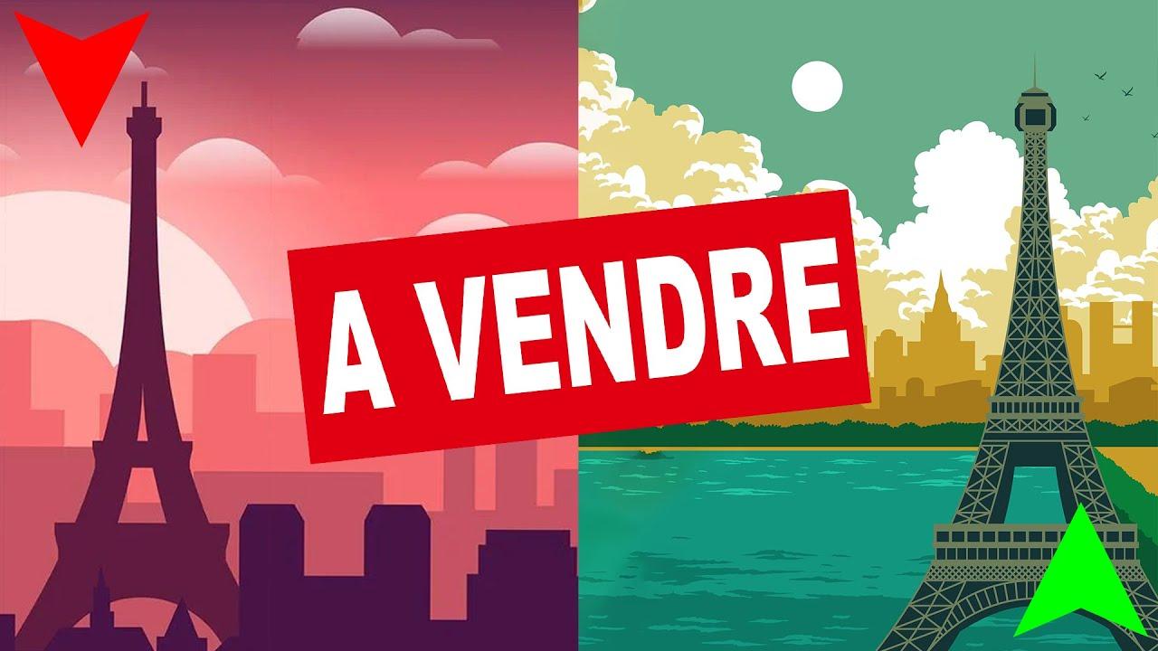 COMBIEN COÛTE PARIS ? (Estimer le prix d'une ville) 💰