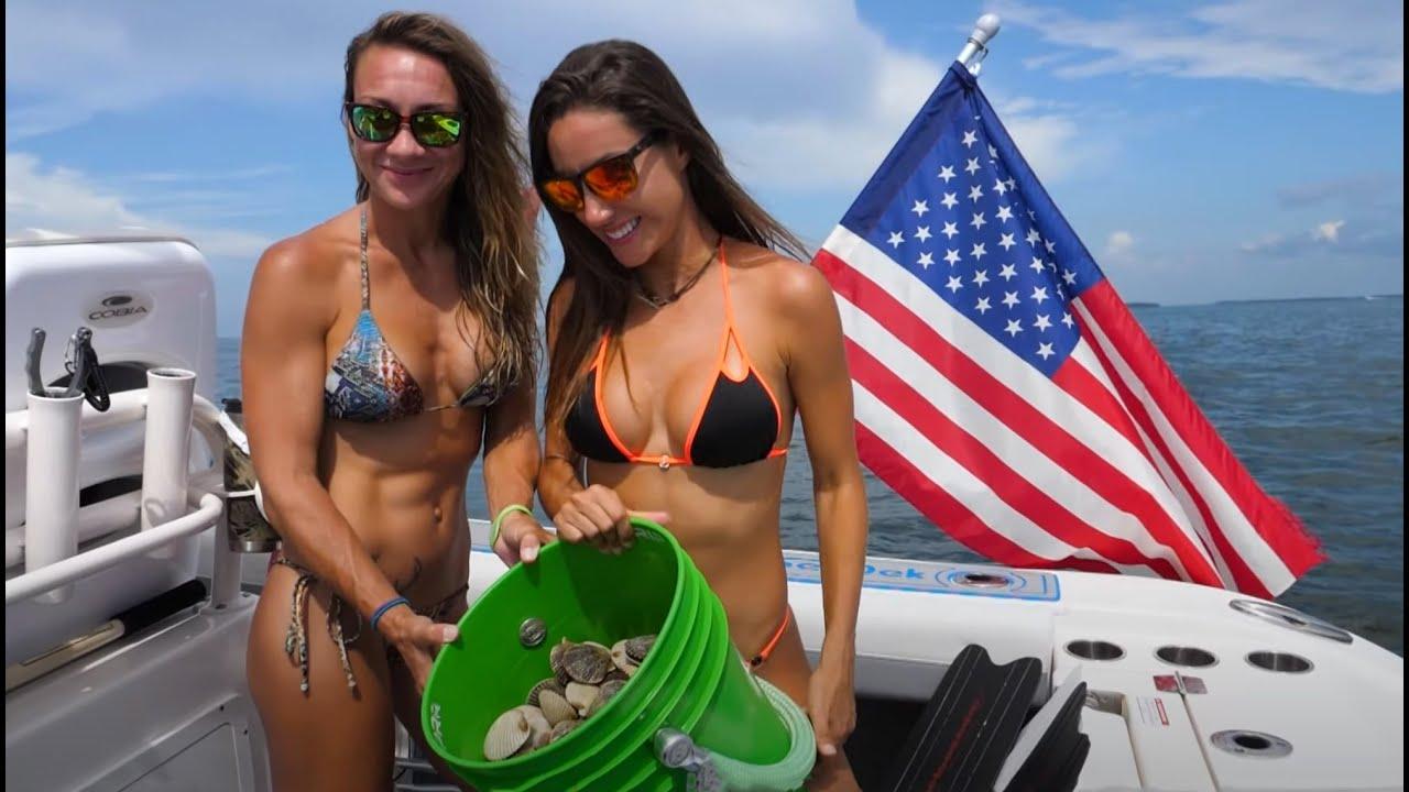GROUPER season & SCALLOPING in FLORIDA