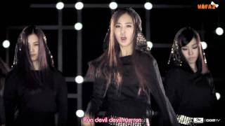 [Vietsub][WAFA2] Run Devil Run MV - SNSD