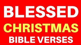 10 Bible Verses On Christmas