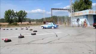 Rallye Guru Team.VILLÁMPARTI II. .../DRIFT , SZALOM. Gyöngyös. 2013.08.25. Thumbnail