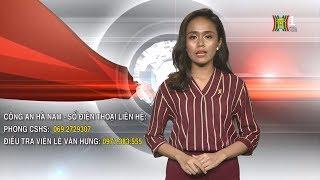 Công an Hà Nam thông báo tìm người bị hại trong các vụ cướp giật, trộm cắp tài sản