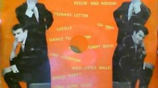 The Chessmen - Wild Little Willie 1964 Dance Favorites LP (W&G)  WG-B-1915.wmv