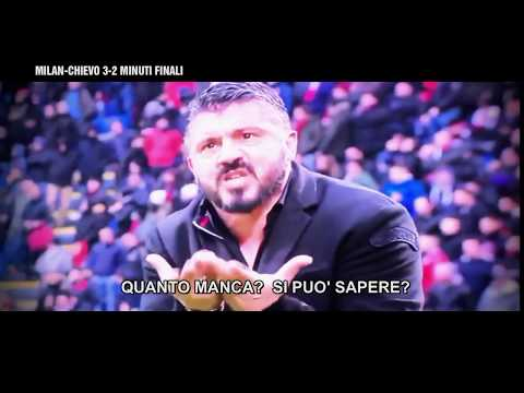 RINO GATTUSO - Funny Moments #3