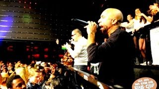Ross & Iba Live in Club Air 02-02-2013