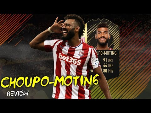 FIFA 18 - INFORM CHOUPO-MOTING (82) PLAYER REVIEW