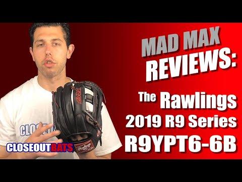 Closeoutbats.com Rawlings R9 Series 12