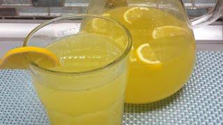 Турецкий лимонад. Самый вкусный лимонад! Lemonade Recipe / عصير الليمون وصفة