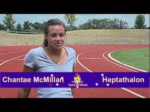 BeyondTheUltimate.com Chantae McMillan Interview