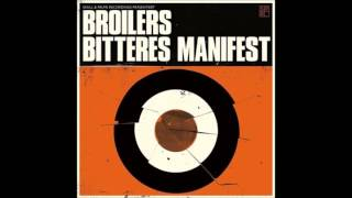 Broilers - Bitteres Manifest (Neuer Song) musik news