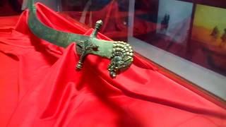 Pedang rampasan perang milik Saidina Hamzah R  A