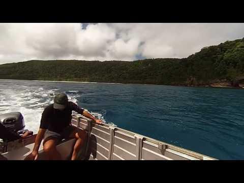 Chasse sous marine Futuna
