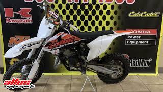 Used 2017 KTM 65 SX Youth Dirt Bike For Sale In Altus, OK | Altus Motorsports