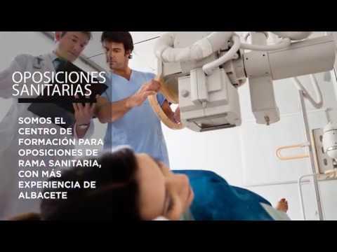 Academia Oposiciones para Sanidad en Albacete - Gaspar Romero