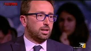 Alfonso Bonafede (M5S) a Piazzapulita (INTEGRALE) 19/4/2018
