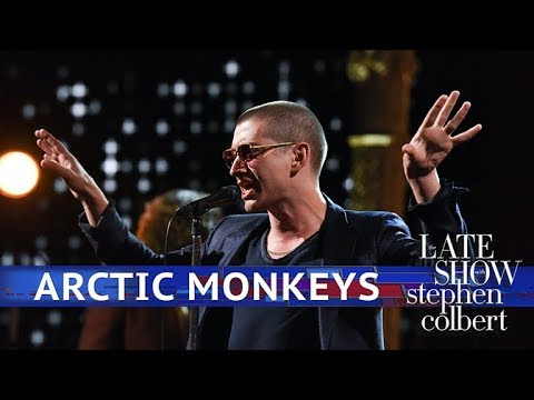 Arctic Monkeys Perform The Ultracheese