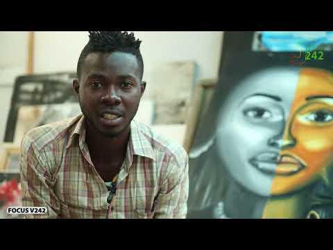 VÉRITÉ 242 CONGO Brazzaville,  Focus sur un Centre d'art contemporain à Bacongo