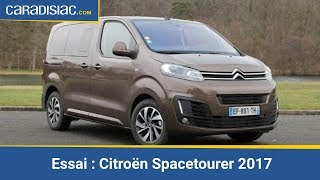 Citroen SpaceTourer 2016 Videos