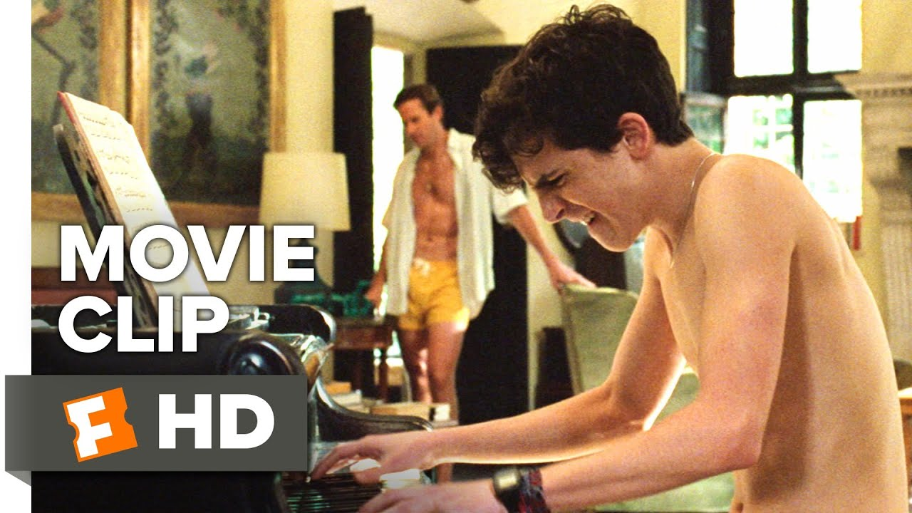Call Me By Your Name Movie Clip Play That Again 2017 Movieclips Indie