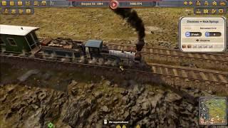 Zagrajmy w Railway Empire PL Wielkie równiny 02